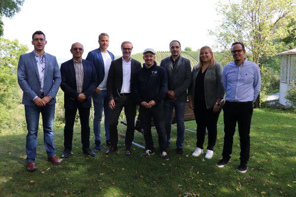 Die Teilnehmer des HeizungsJournal-Expertentreffs