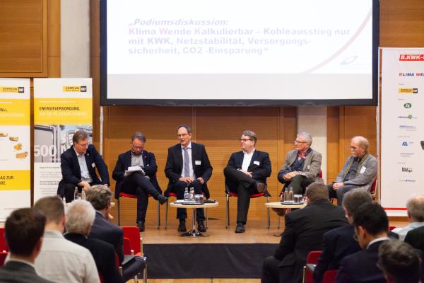 B.KWK-Kongress 2019: KWK und Erneuerbare in der Energiewende vereint