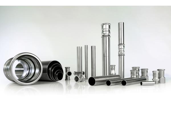 IVT ergänzt Rohrsystem-Sortiment