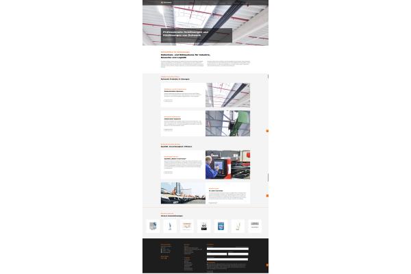 Hallenheizungs-Hersteller Schwank mit neuem Internet-Auftritt