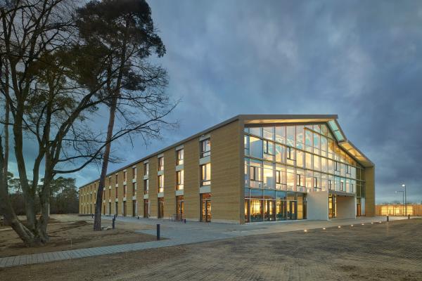 Deutscher Nachhaltigkeitspreis Architektur 2020 verliehen