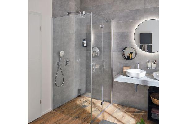 Das Bild zeigt die Kermi-Duschlösung.