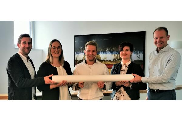 WRW Westfälische Rohrwerke GmbH: Neujustierung des Vertriebs