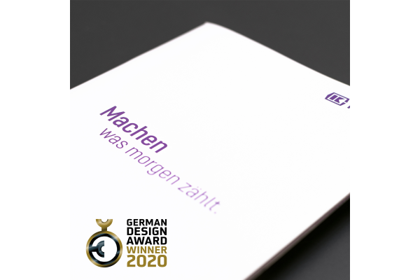 Zwei German Design Awards 2020 für Kessel
