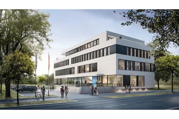 Freyler Industriebau errichtet Kompetenzzentrum