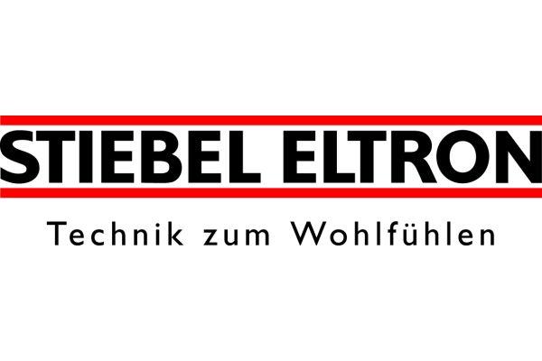Logo von Stiebel Eltron.