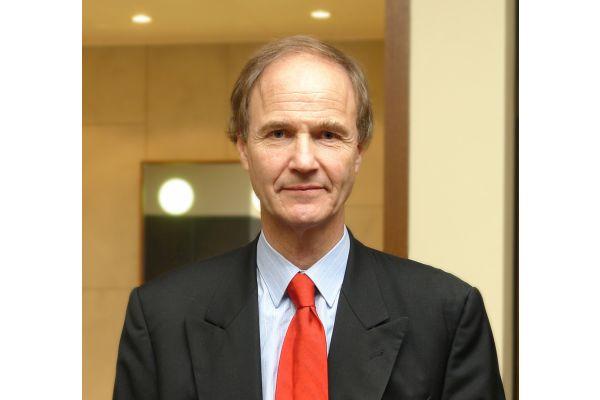 Das Bild zeigt Dr. Alexander von Boch.