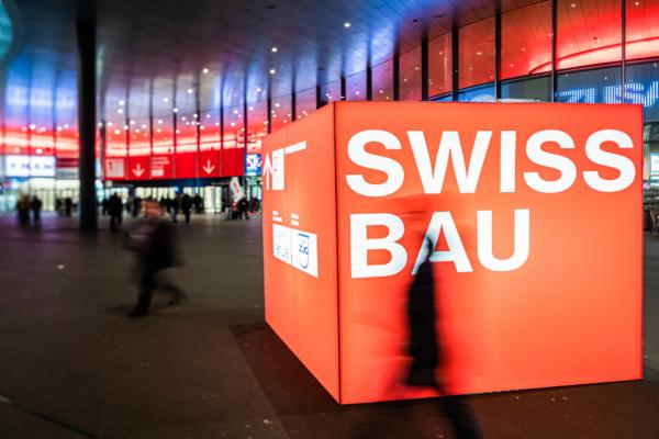 Swissbau 2020: Innovationsgeist und Umbruchstimmung in der Baubranche