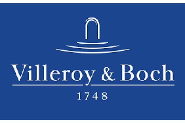 Das Bild zeigt das Logo der Villeroy & Boch AG.