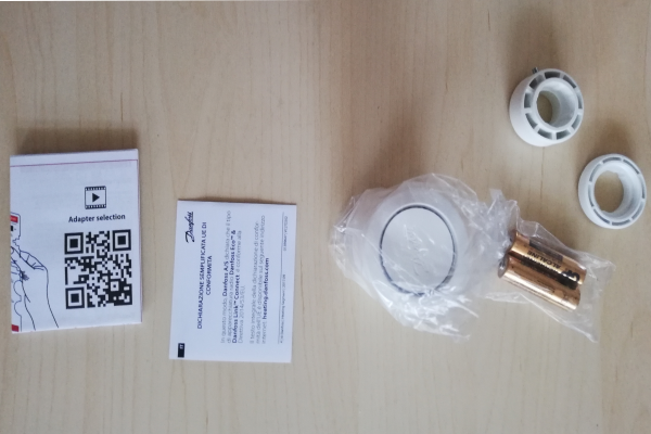 """Im Test: Der smarte Heizkörper-Thermostat """"Eco"""" von Danfoss"""