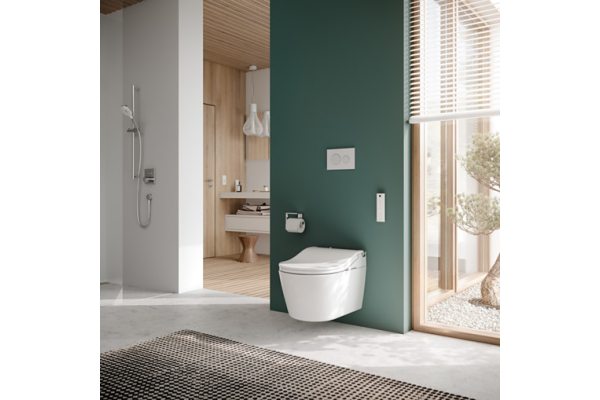 TOTO legt Fokus auf Washlet, Wellness, Design