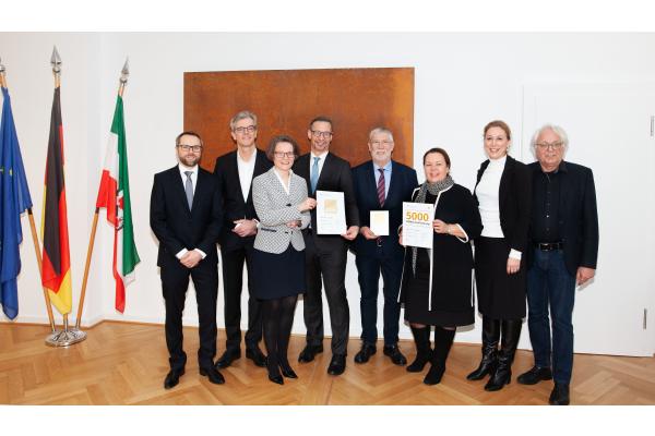 DGNB setzt Erfolg bei der Zertifizierung 2019 fort