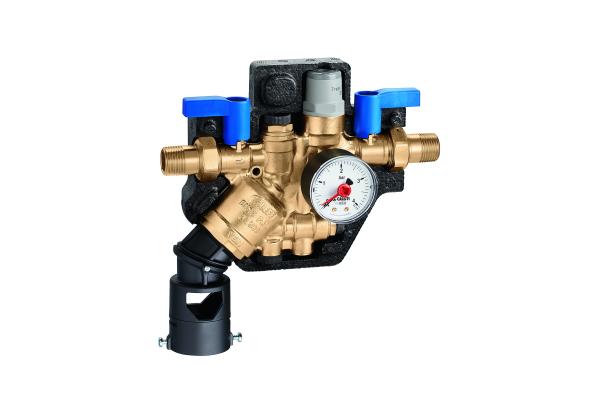 Caleffi: Lösungen für die fachgerechte Heizungswasserinstallation