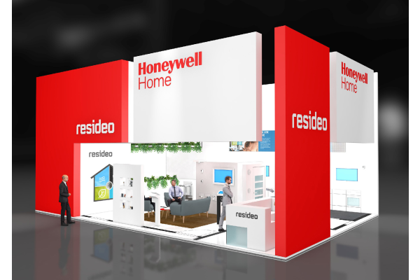 Resideo präsentiert Honeywell Home-Produkte