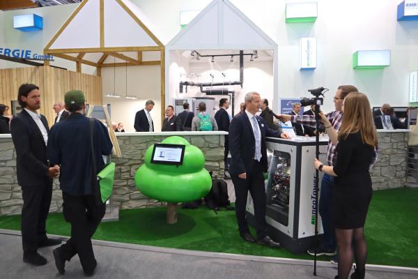 RMB/Energie informiert rund um die BHKW-Technik
