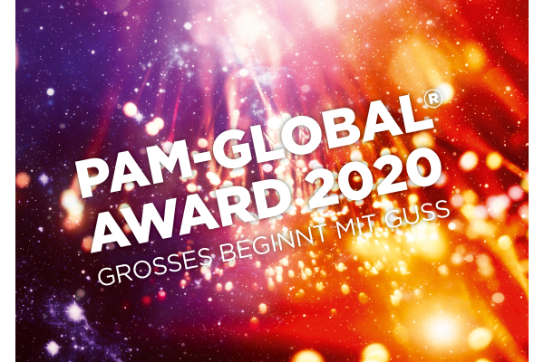 "Saint-Gobain präsentiert den ""PAM-GLOBAL AWARD"""