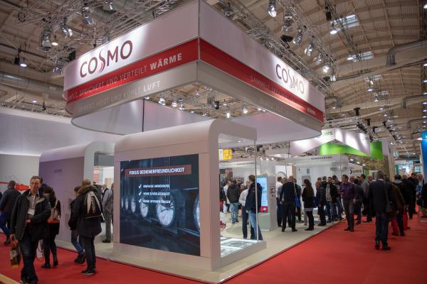 Cosmo: Zukunftstechnologien und Zeitsparinsel