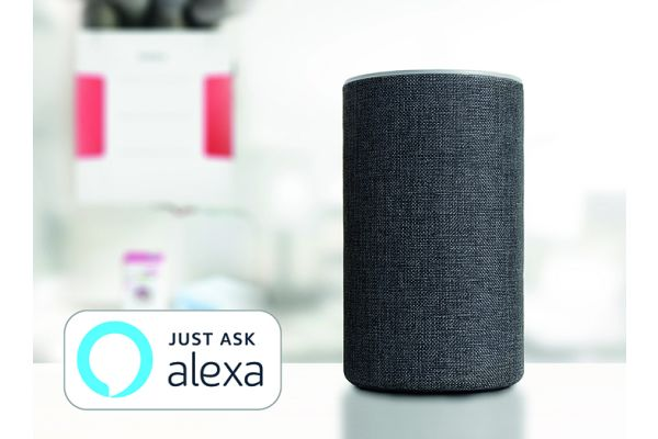 Alexa-Lautsprecher von Amazon.