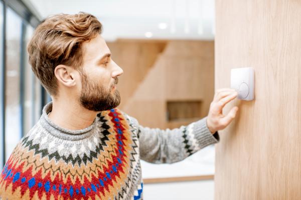 Eberle Controls zeigt neuen mechanischen Raumtemperaturregler