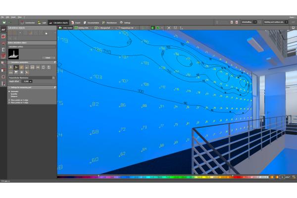 Dial zeigt Neuerungen rund um die Lichtplanungssoftware DIALux