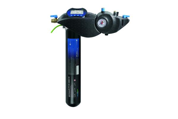 perma-trade: Neue digitale Heizungsbefüllstation mit Magnetventil