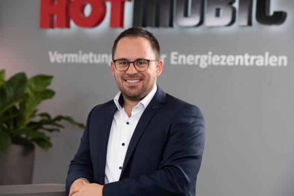 Michael Schindler ist Kaufmännischer Leiter bei Hotmobil