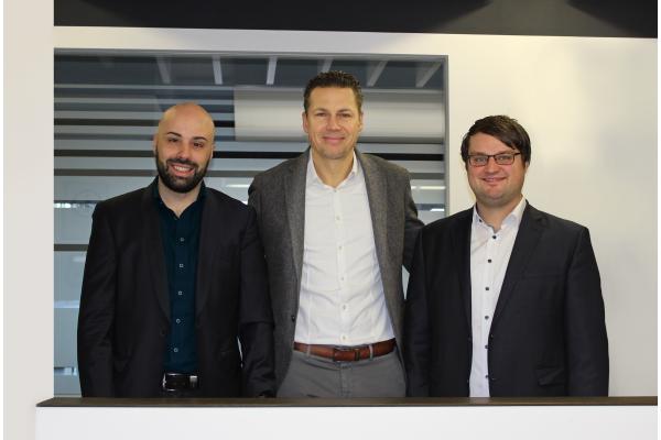 Sikla GmbH verstärkt Geschäftsführung