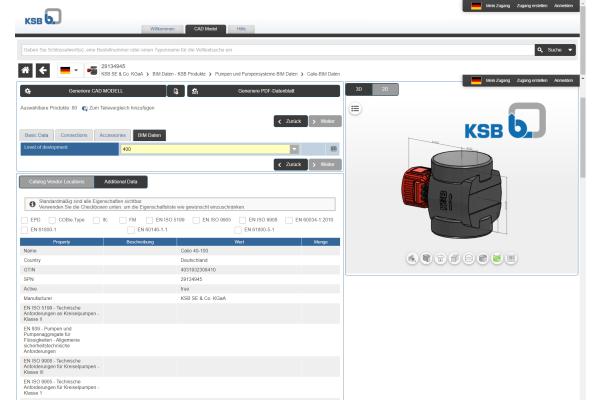 KSB: BIM-Kooperation mit norwegischen IT-Spezialisten