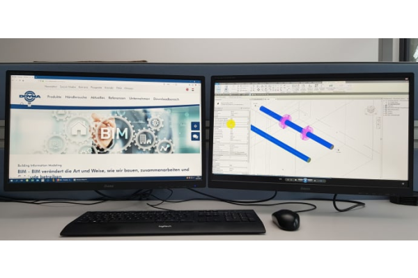 Doyma stellt erste BIM-Datensätze zur Verfügung