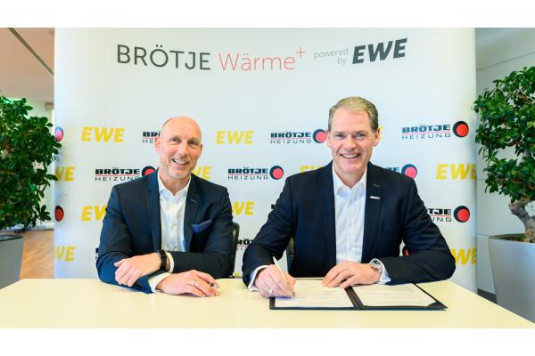 """""""Brötje Wärme+"""" bietet Eigenheimbesitzern Heizung zur Miete"""