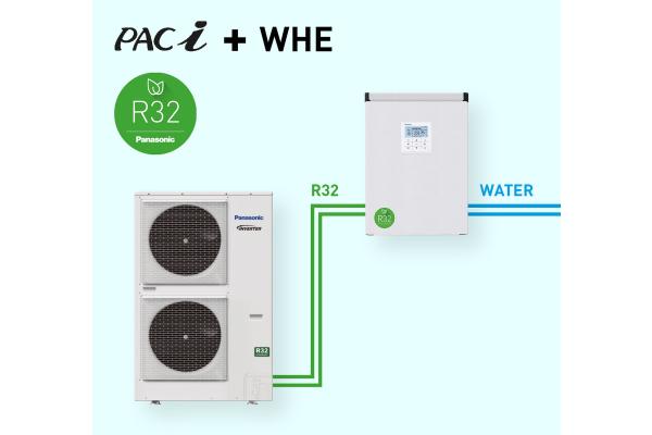 Neuer Wasserwärmeübertrager von Panasonic