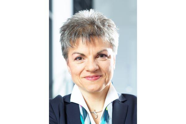 Porträt von Gabi Schmiedel.