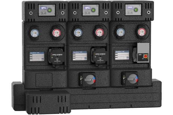 """PAW: """"HeatBloC""""-Verteilsystem in Modulbauweise"""
