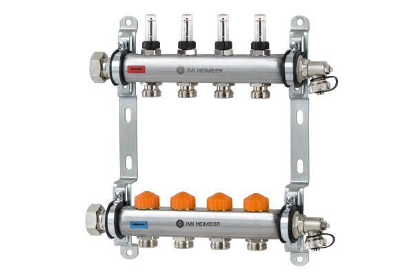 IMI bietet vollständiges Produktprogramm zur automatischen Durchflussregelung
