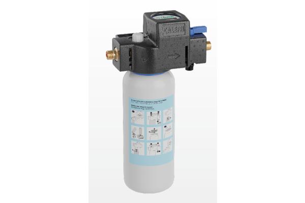Neue Armatur zur automatischen Heizungswasser-Aufbereitung von Caleffi