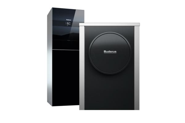 """Buderus präsentiert Luft-Wasser-Wärmepumpe mit """"Silent Plus"""" Technologie"""