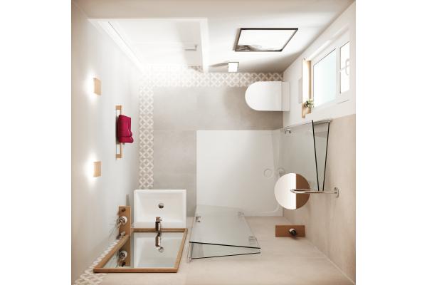 Duschflächenrevolution von Kaldewei