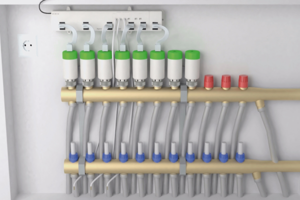 blossom-ic: Neues System mit digitalem hydraulischen Abgleich
