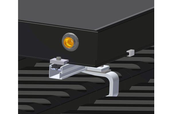 CitrinSolar Alu-Montagesystem für PV und Solarthermie.