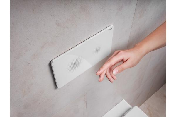 Hygiene am WC dank Viega