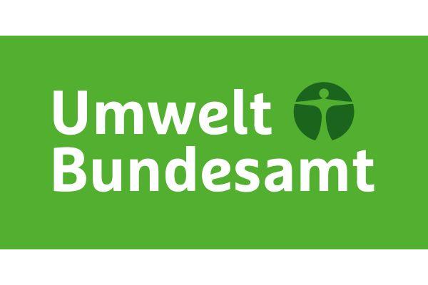 Das Bild zeigt das Logo des Umweltbundesamtes.