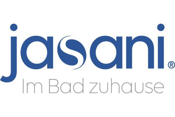 Das Bild zeigt das Jasani-Logo.