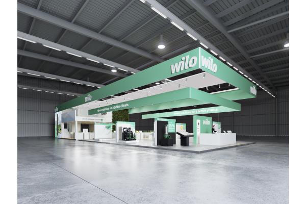 Wilo verschiebt IFAT-Auftritt in digitalen Raum