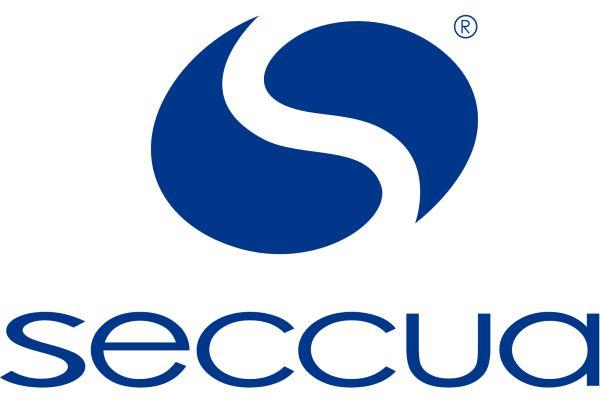 Das Bild zeigt das Seccua-Logo.