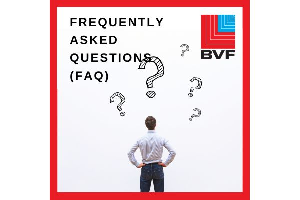 Bild zu den neuen FAQ des BVF.