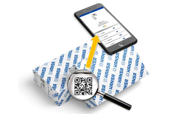 Smarte QR-Codes mit mobiler Produktinformation