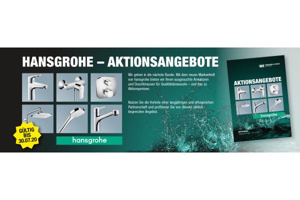 Starke Marken in Aktion – WS mit Hansgrohe und Effebi