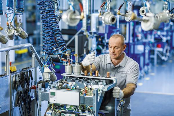 Vaillant Group setzt 2019 Wachstum mit Rekordumsatz fort