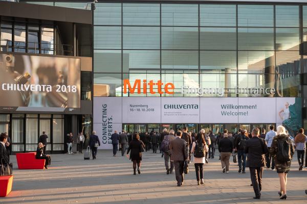 Chillventa findet erst 2022 wieder in Nürnberg statt