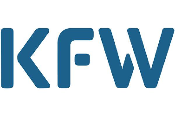 Das Bild zeigt das KfW-Logo.